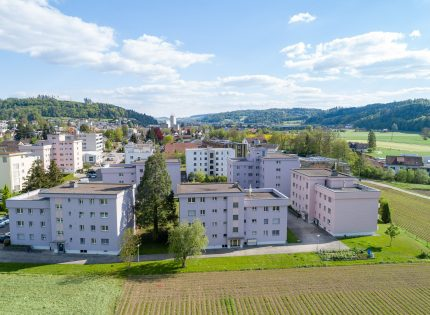 Schöftland, Rosenweg 2/9/11/13/15/17
